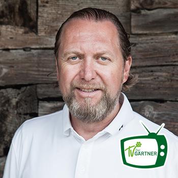 Frank Dietl, der Münchner Gärtner