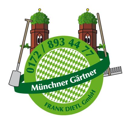 Frank Dietl Gartenbau Logo